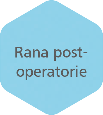 Rana post operatorie